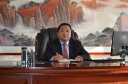 阳信鸿安集团董事长杨广富当选全省非公有制经济人士优秀典型