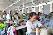 宁阳县蒋集镇成教中心:家门口就业,助力留守妇女致富增收