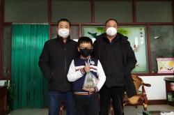 阳信县荆家村:爱心义举不断 共同抗击疫情