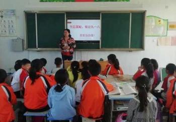 教书育人让王海荣找到幸福感和人生价值观