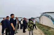 禹城莒镇村支部书记观摩CKSB生态农场